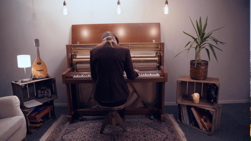 Jacco Wynia - Dutch Pianist and Composer