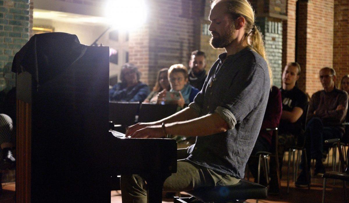 Jacco Wynia - Piano Music - Zwolle Piano Concert