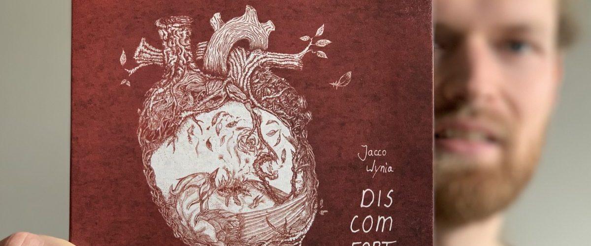 New Album Discomfort Jacco Wynia